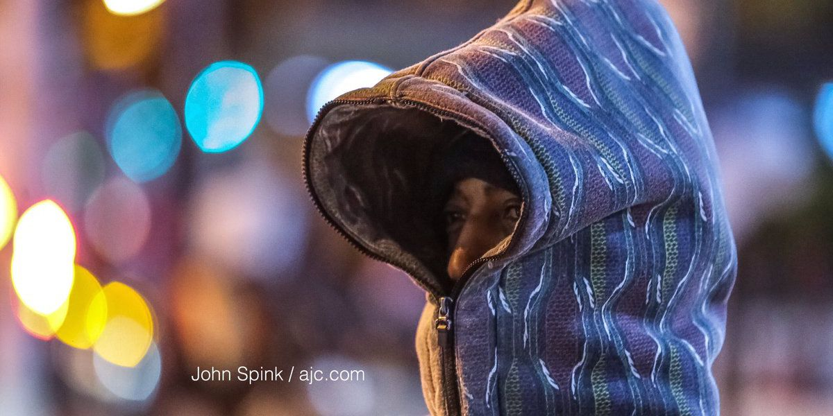 Brrr! Many woke up to the coldest temperatures in 6 months
