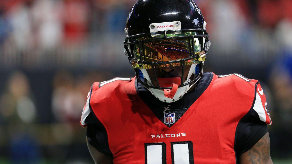 Julio Jones to skip Falcons' mandatory minicamp