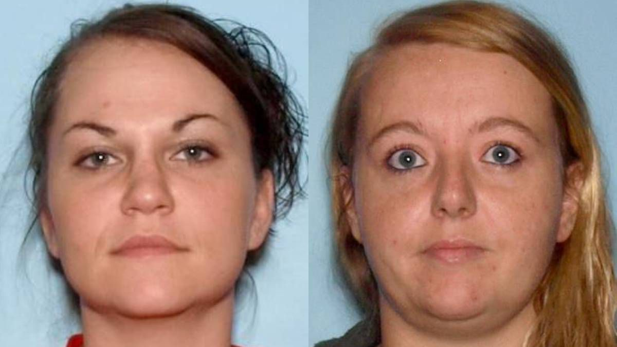 Sheriff's office searching for 2 'persons of interest' in Cherokee County homicide