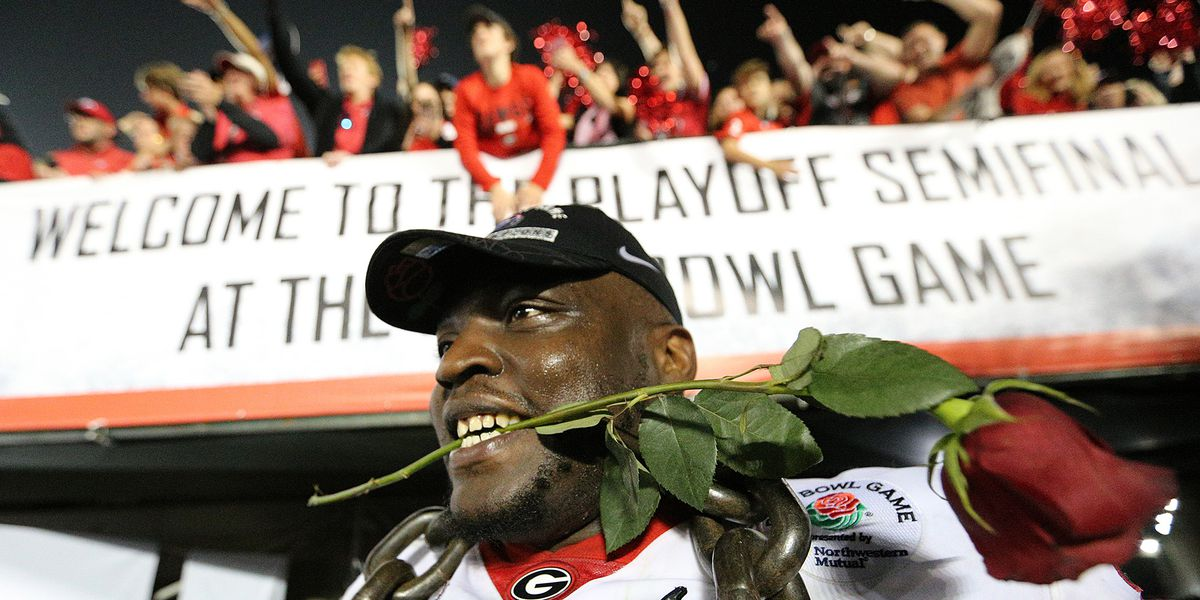 Georgia looks just fine in first CFP rankings