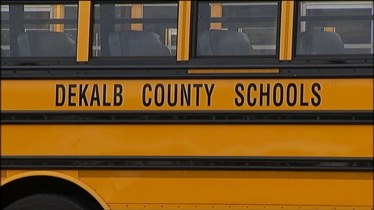 DeKalb County School District adjusts schedule for make up days due to Irma