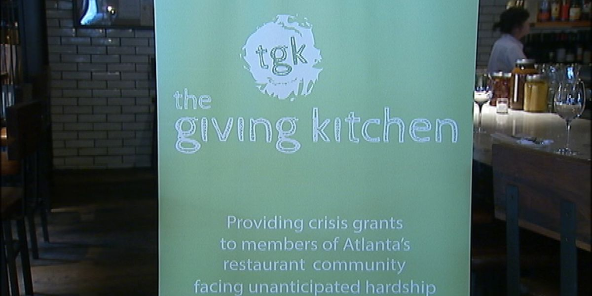 Nonprofit aids restaurant workers in crisis