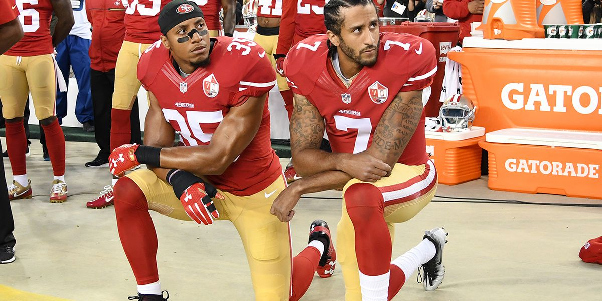 Colin Kaepernick to hold private workout at Falcons' facility