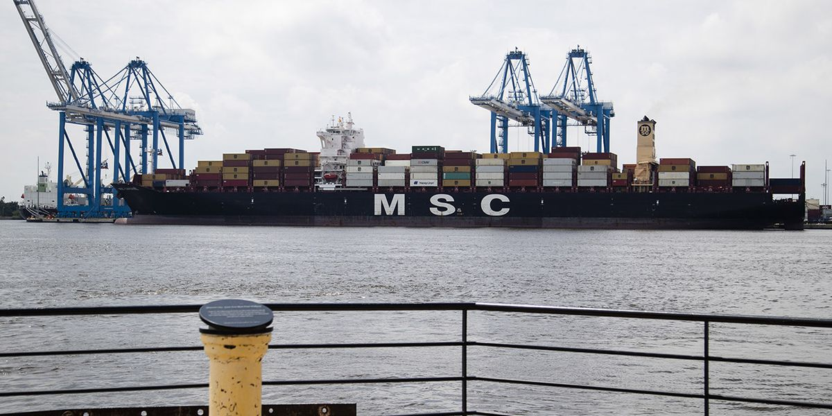 16 tons of cocaine worth $1 billion seized in shipping containers at Philadelphia port