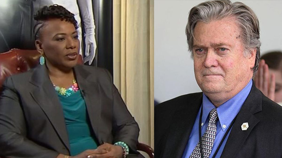 Bernice King responds to Steve Bannon's claim MLK would be 'proud' of Donald Trump