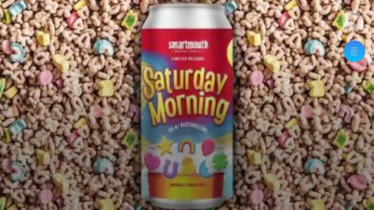 Brewery concocts beer that tastes like Lucky Charms cereal