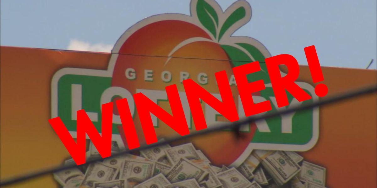 Georgia woman wins $100K on Powerball using birthdates