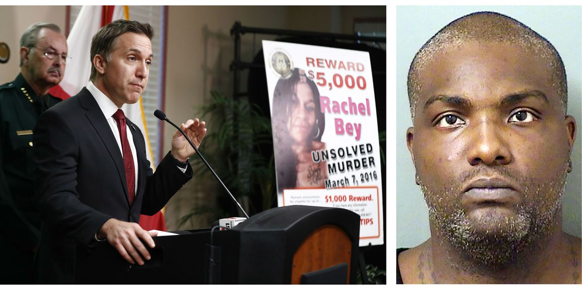 DNA cold case: Suspected Florida serial killer charged in 2016 death, tied to 3 more