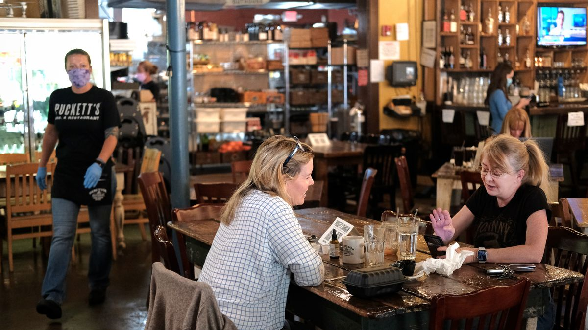 Tennessee launches tax-free weekend for food and drink to boost restaurant industry amid COVID-19
