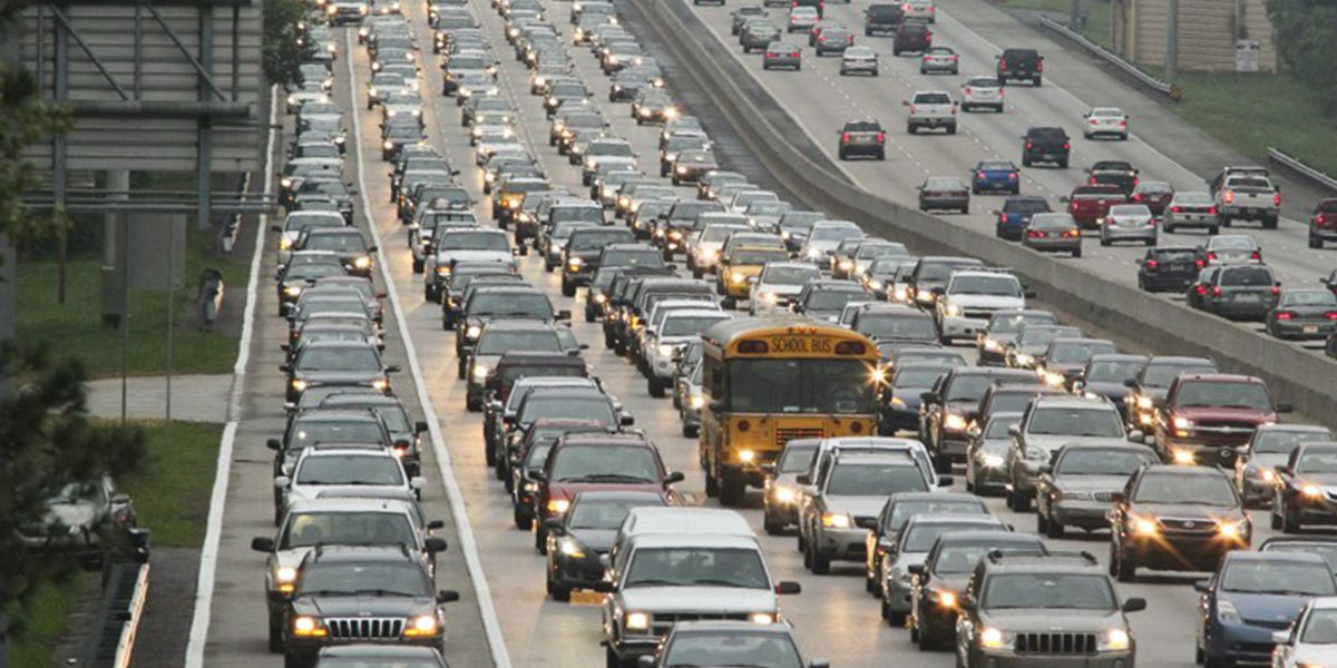 Atlanta traffic among worst in the world, study finds