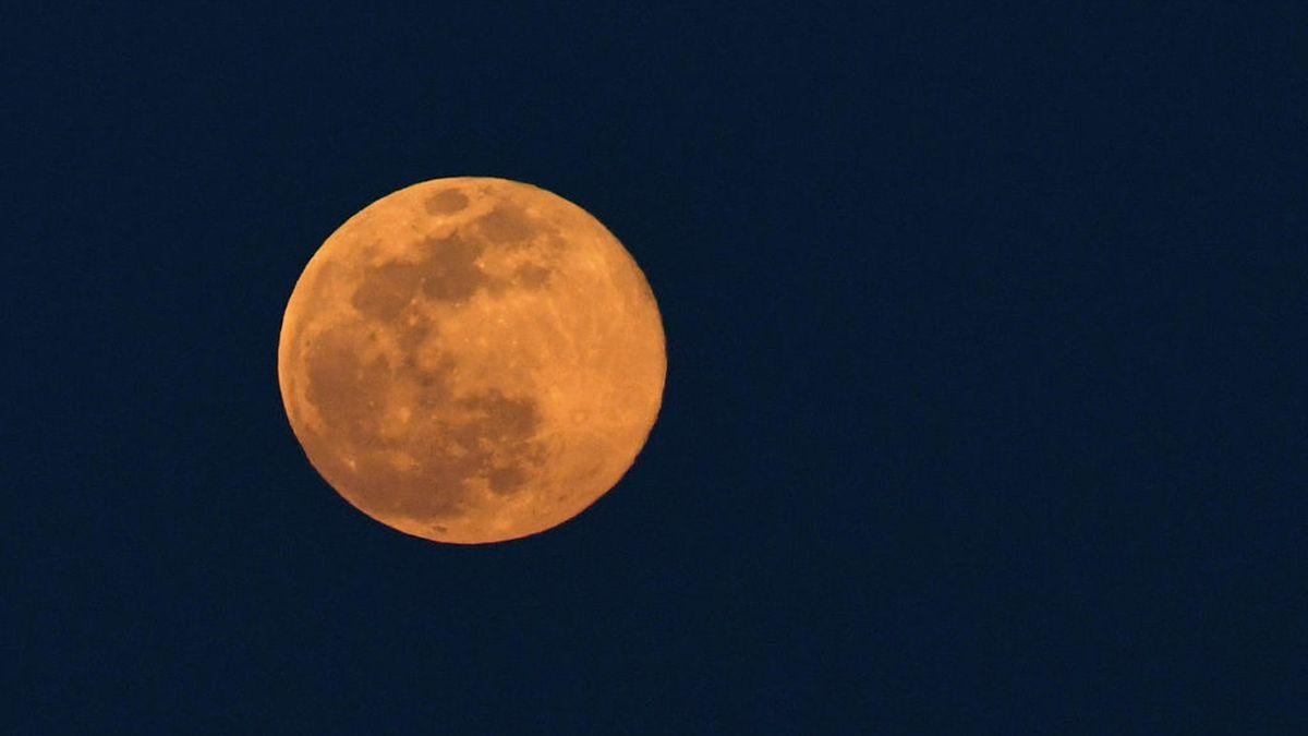 Rare blue moon to light up the sky on Halloween