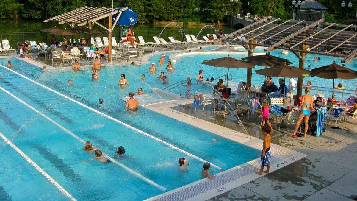 Here's when you can swim in Atlanta pools for free