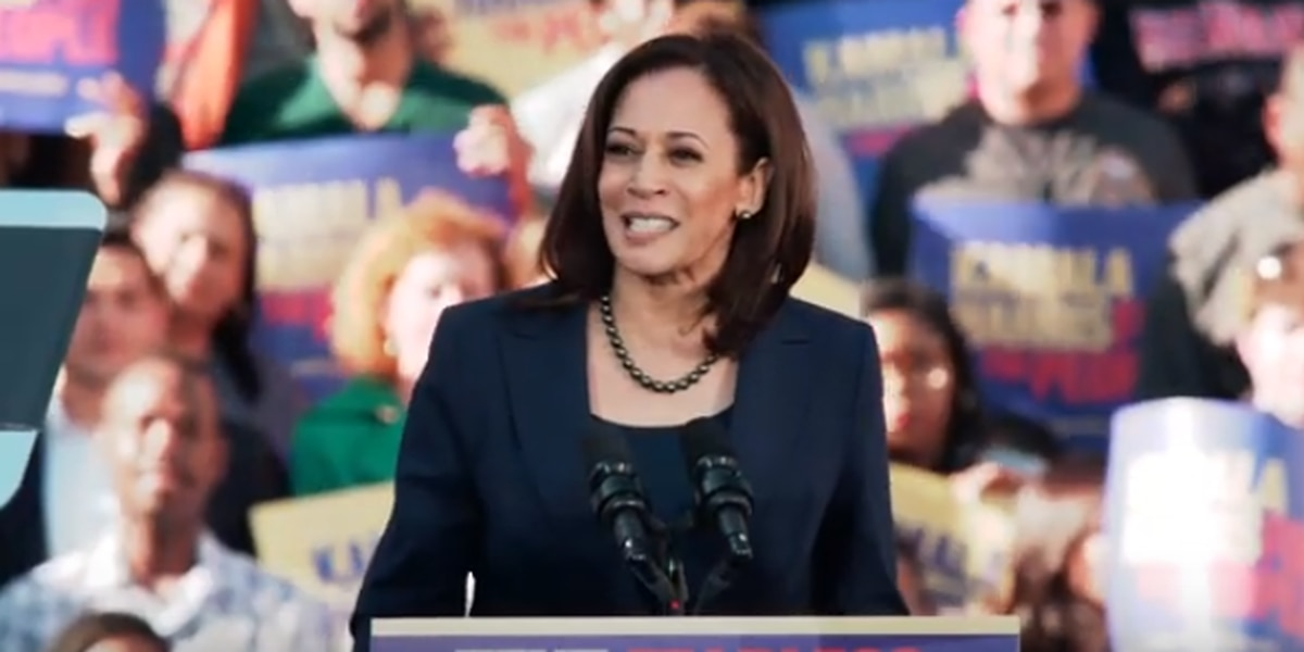 Kamala Harris drops out of Democratic race for President in 2020