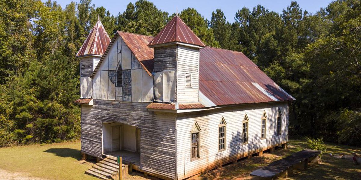 These are the historic Georgia sites named to top 10 'Places in Peril' 2020 list