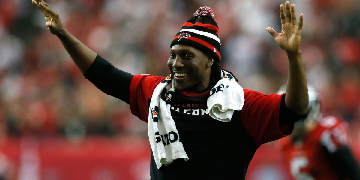 Roddy White set for induction into the Falcons' Ring of Honor