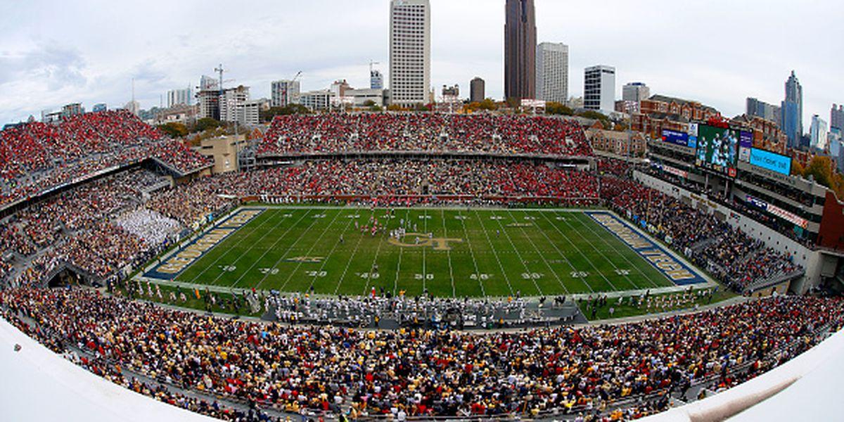 ACC announces kickoff times for four Georgia Tech football games