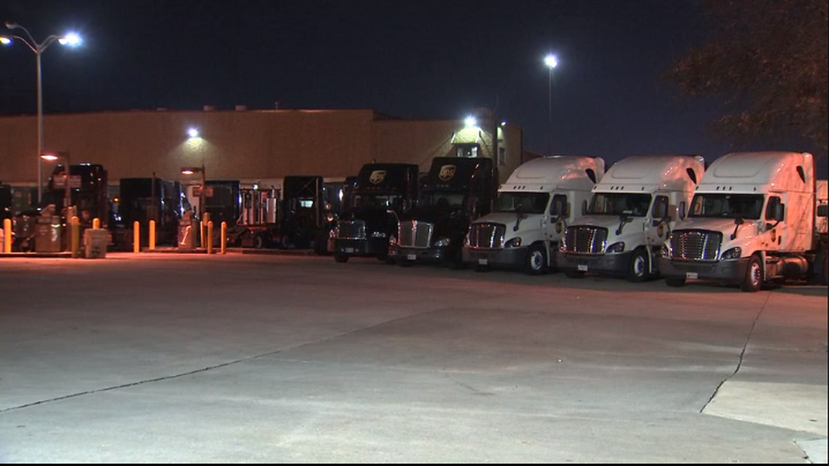 Longtime UPS employee killed after being hit by truck on loading dock