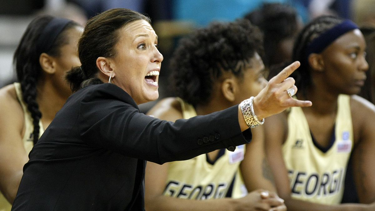 Georgia Tech women's basketball coach placed on leave