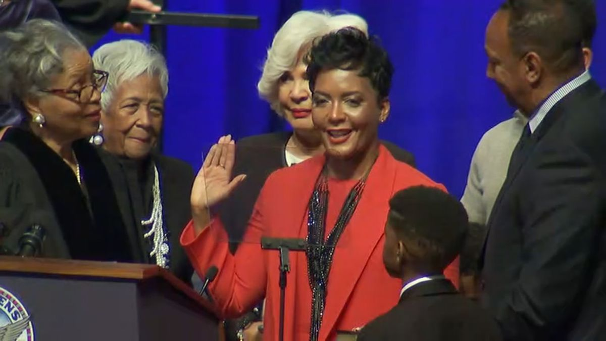 Atlanta mayor fined $37,000 for campaign finance violations during 2017 mayor's race