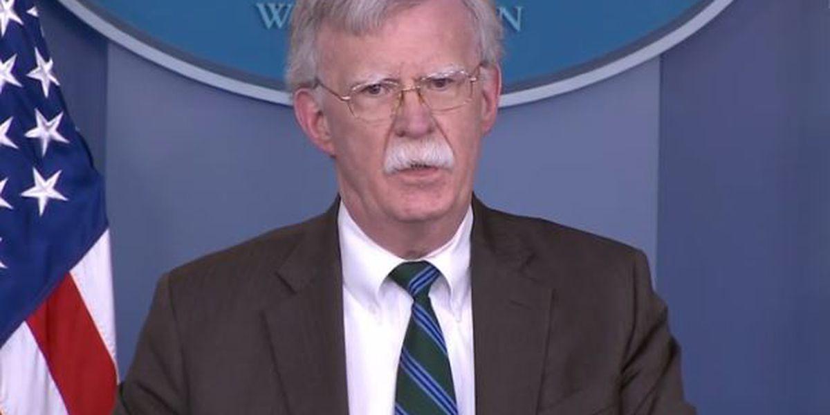 Trump ousts National Security Advisor John Bolton
