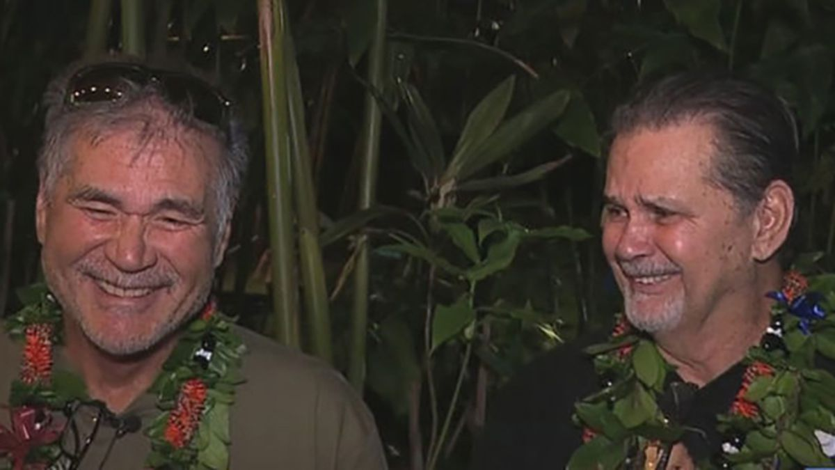 Lifelong best friends find out they're brothers