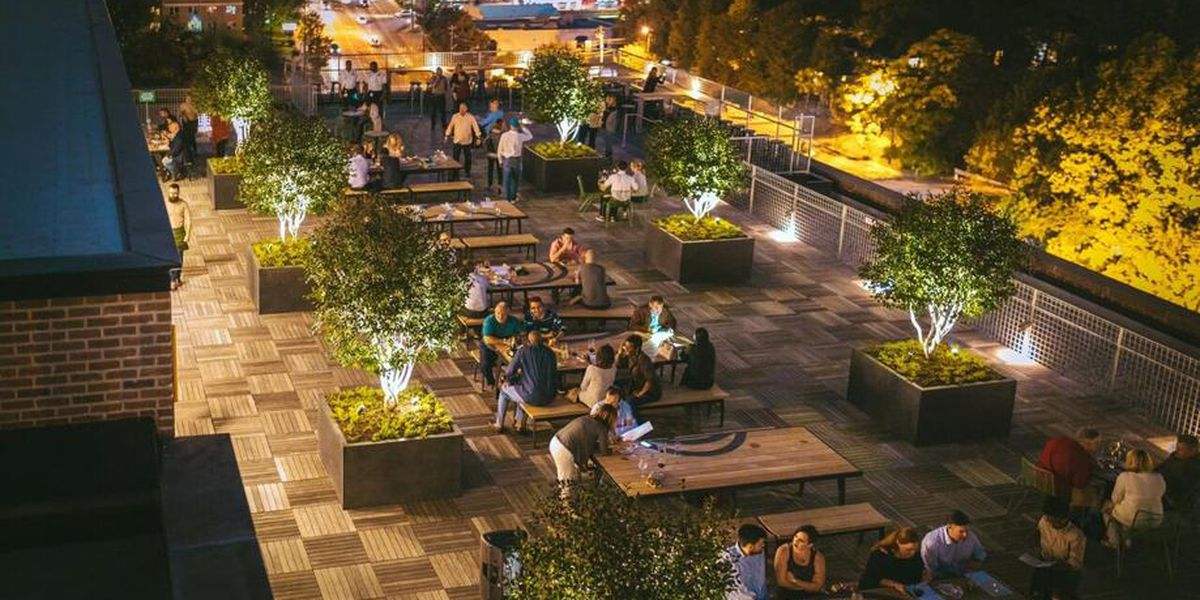 This Atlanta rooftop bar named one of the best in the country
