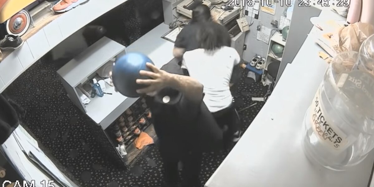 Police: Bowling ball smashed on employee's head during assault at bowling alley