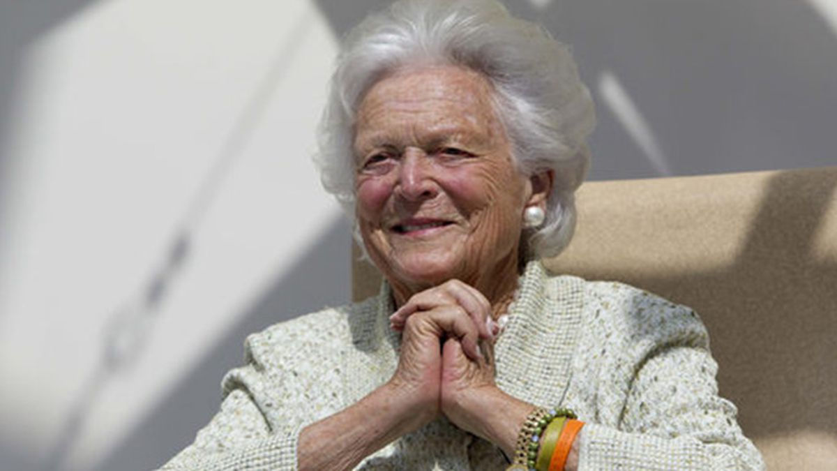 Funeral arrangements announced for former first lady Barbara Bush
