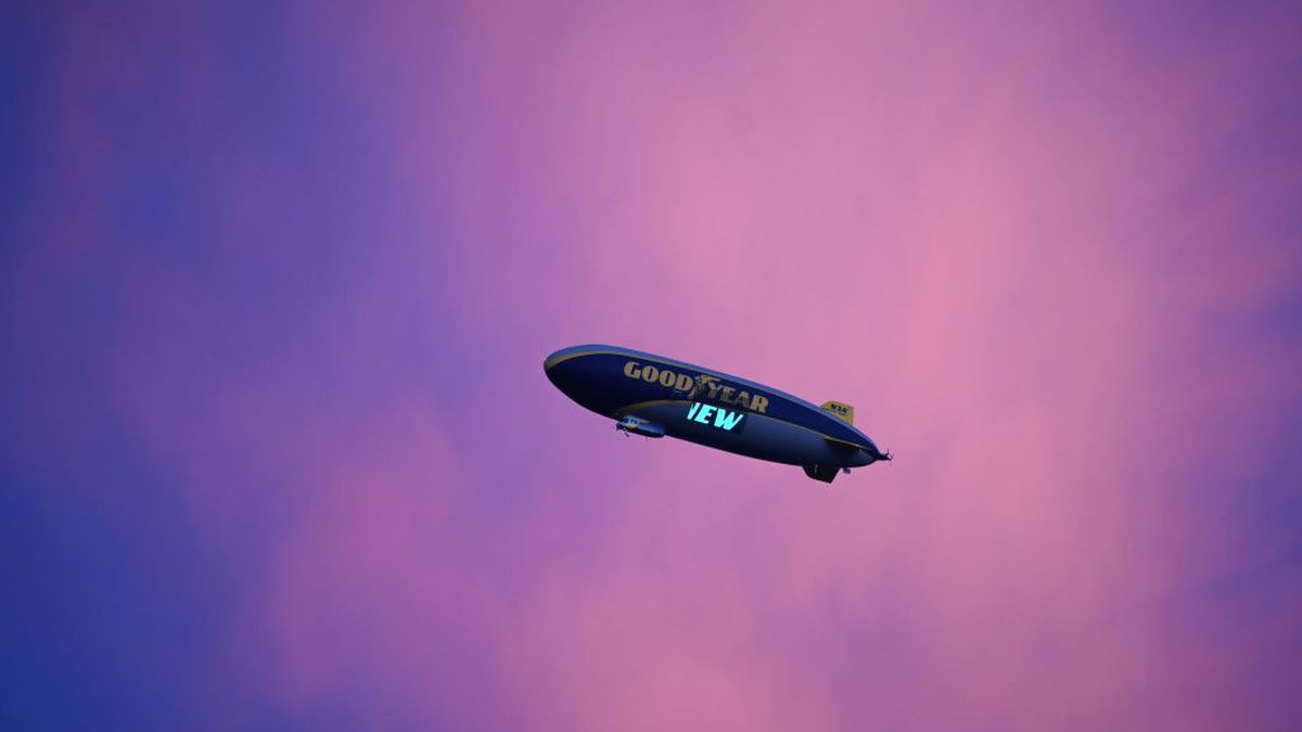 Goodyear blimp mistaken for UFO in New Jersey skies