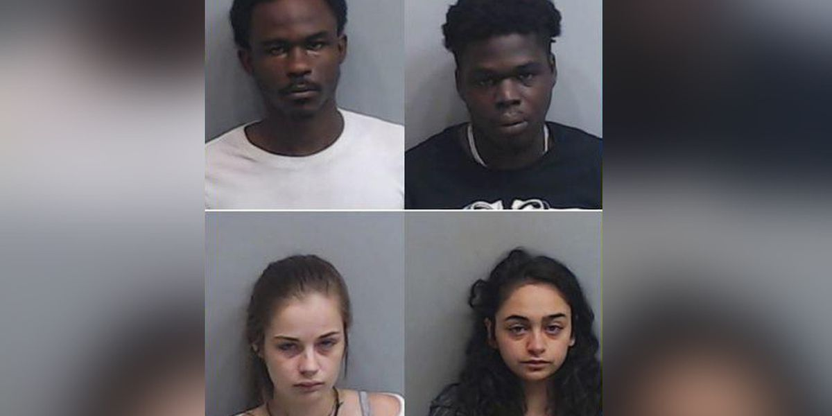 4 charged with murder in fatal triple shooting in Roswell