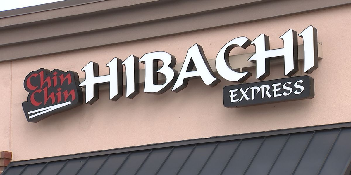 Hibachi restaurant fails health inspection after cockroach found in ice machine