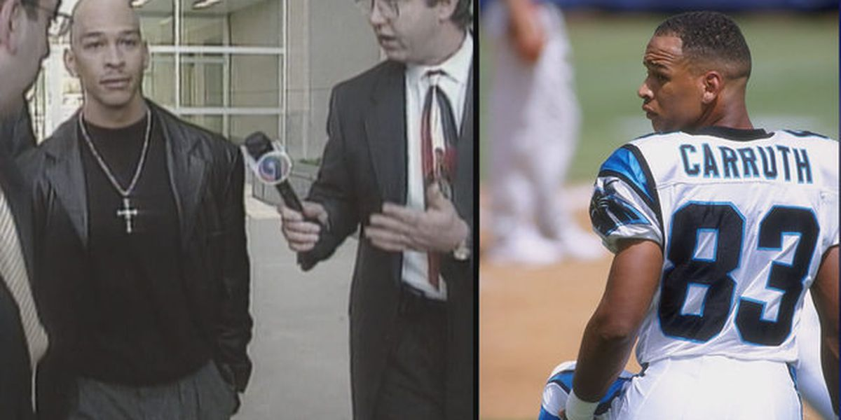 Former NFL player Rae Carruth released from prison