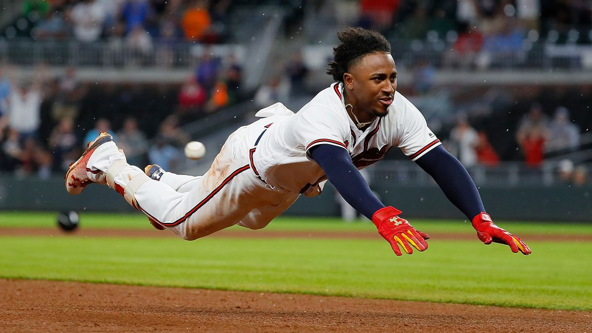 After uproar, TV announcer apologizes to Ozzie Albies for comments