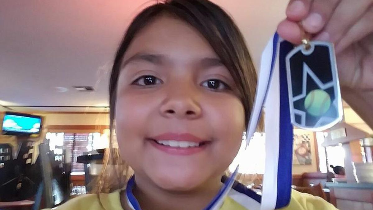 This is the 11-year-old Georgia girl killed from Hurricane Michael