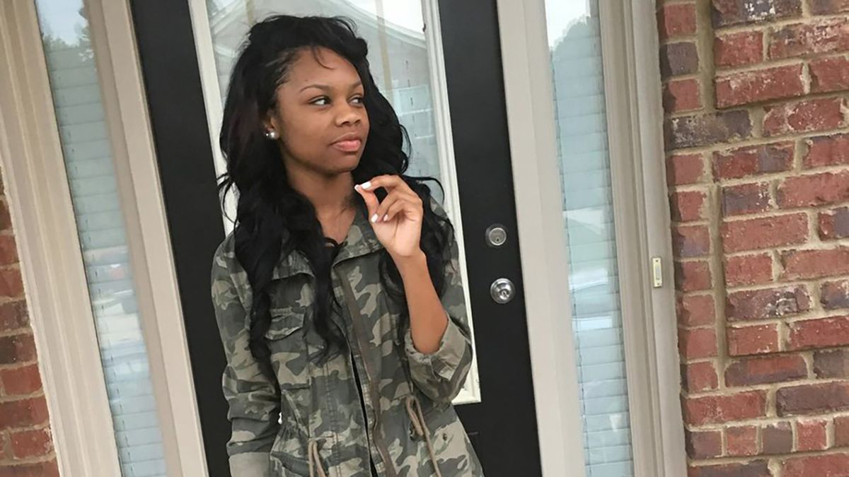 Teen arrested months after 19-year-old woman murdered while lying on couch