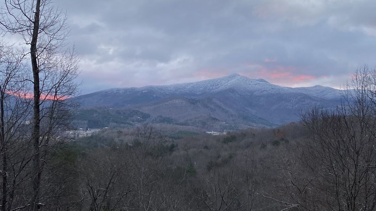 Snow moves out, bitterly cold temperatures remain
