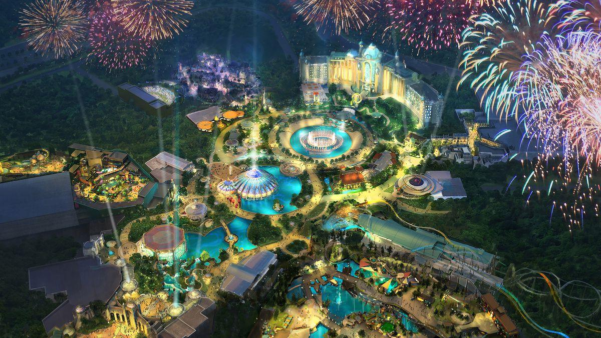 Universal announces massive new Orlando theme park