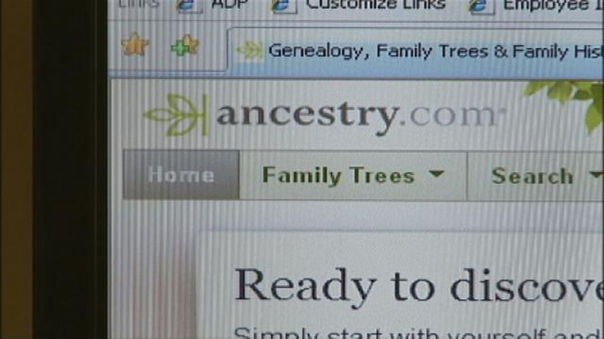 Police: ID fraud victims tied to Ancestry.com