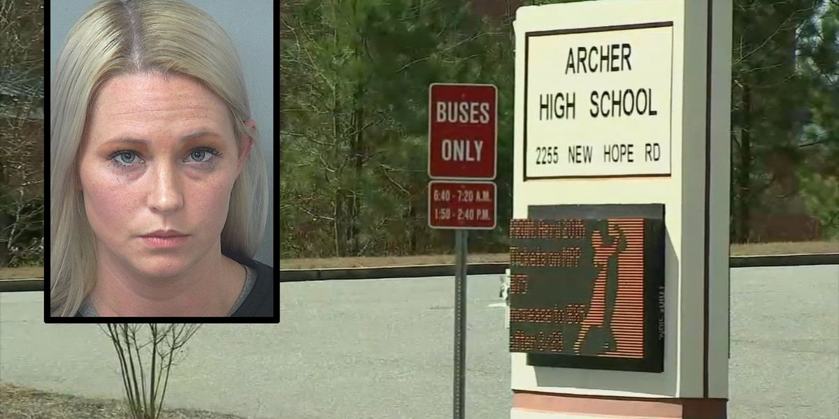 Former teacher accused of inappropriate relationship with student charged