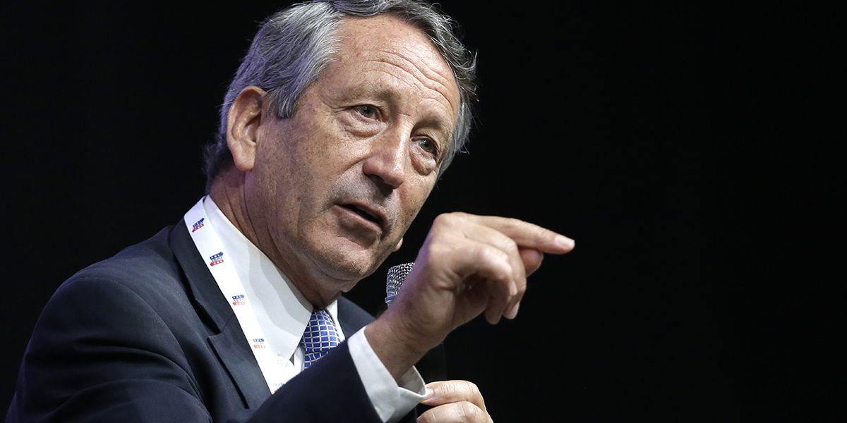 Republican Mark Sanford ends challenge to Trump, exits 2020 presidential race
