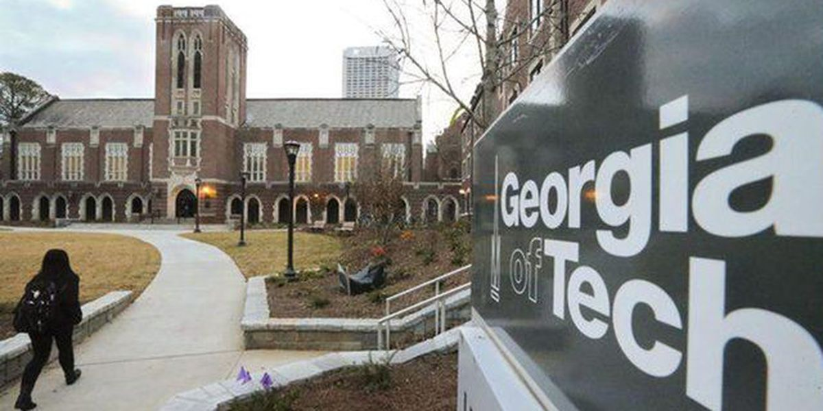 Student surprises his teacher with Georgia Tech acceptance news in the sweetest way