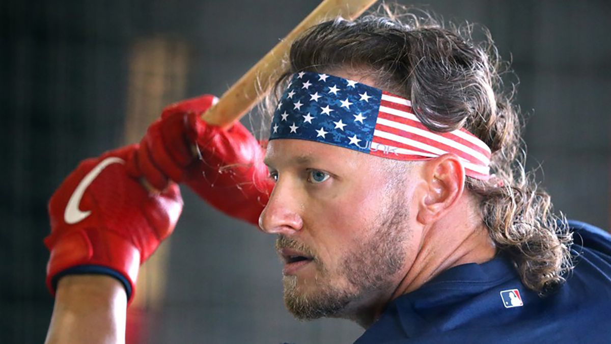 Josh Donaldson named NL Comeback Player of the Year