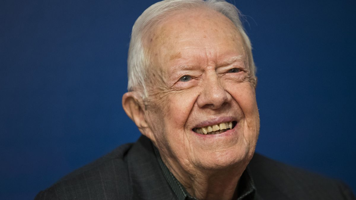 Former president Jimmy Carter out of hospital after hip replacement surgery