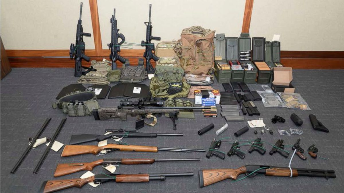 Coast Guard officer planned mass terror attack 'on scale rarely seen,' Feds say
