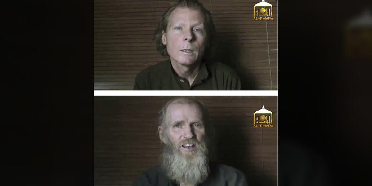 American Kevin King, Australian Timothy Weeks released by Taliban in prisoner swap