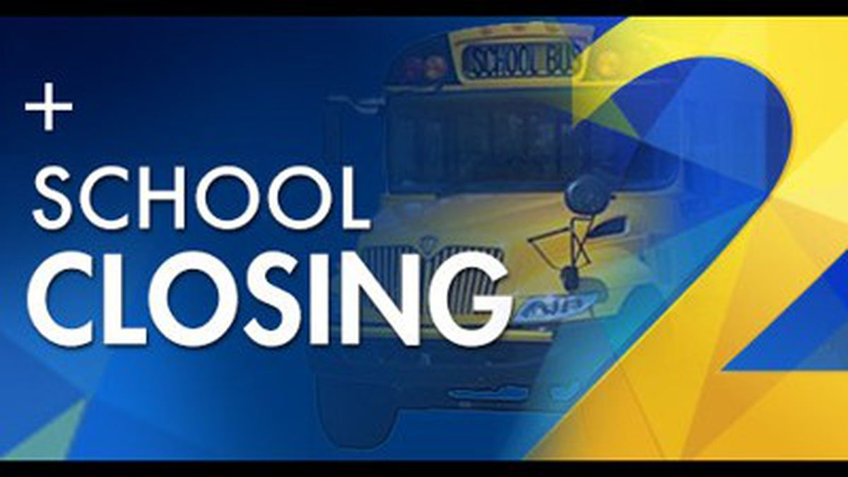 SCHOOL CLOSINGS: Several districts close again Friday because of power outages