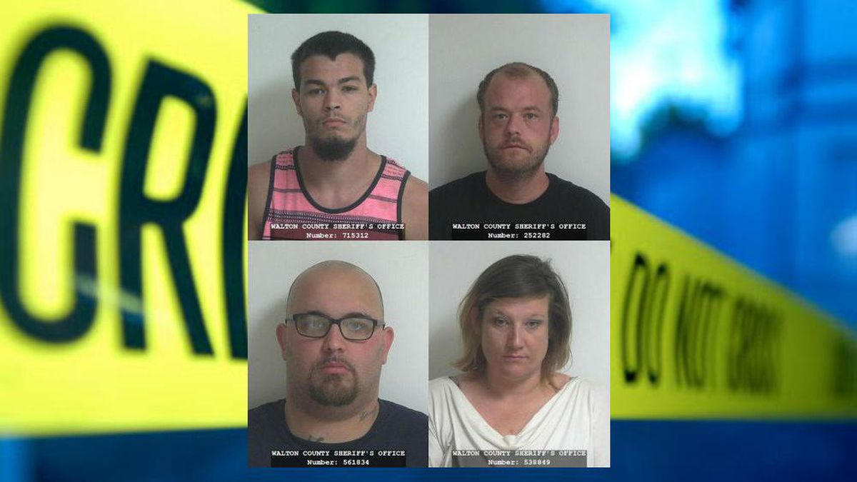 4 banned from county, sentenced to prison after violent home invasion
