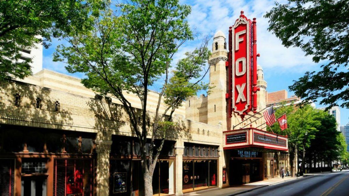 Broadway in Atlanta to bring 'Frozen,' 'Mean Girls,' the Grinch to Fox Theatre