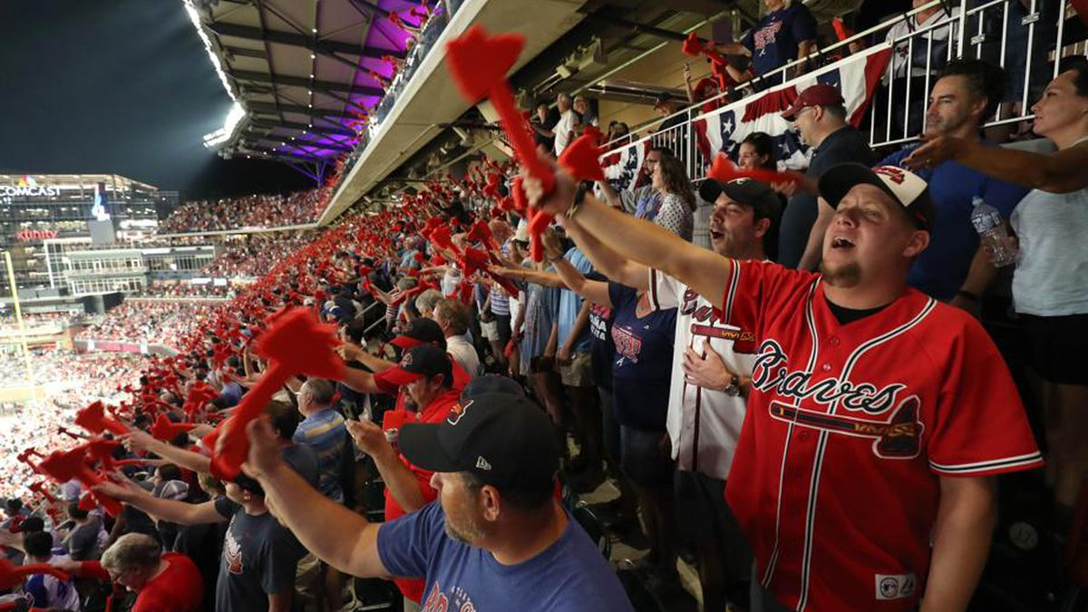 "POLL: Do you agree with Braves' decision to ""reduce"" Tomahawk Chop?"