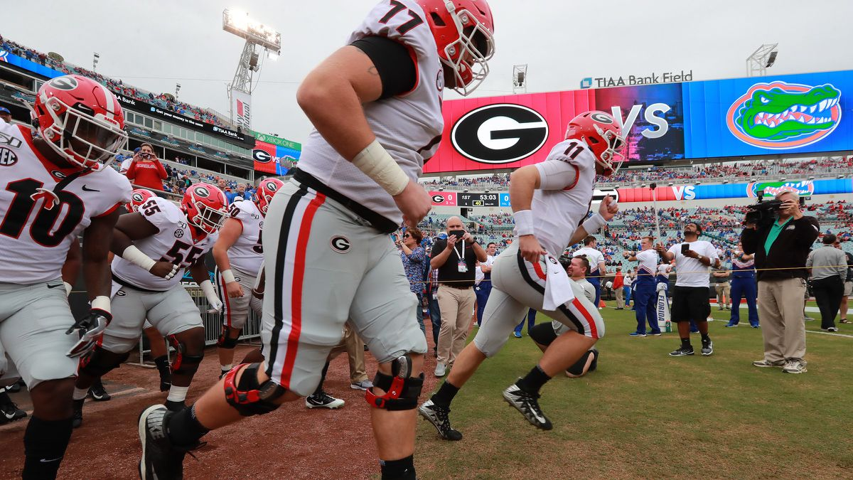 Georgia, Ohio State to meet in rare clash of college football powerhouses